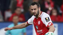 Levin Öztunali traft für Mainz 05