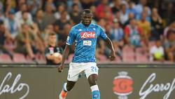 Kalidou Koulibaly spielt seit 2014 in Neapel