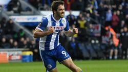 Will Grigg schließt sich dem AFC Sunderland an