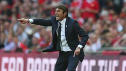 Antonio Conte stand zuletzt beim FC Chelsea an der Seitenlinie