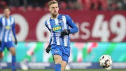 Hertha BSC kann beim FC Bayern wieder auf Arne Maier setzen