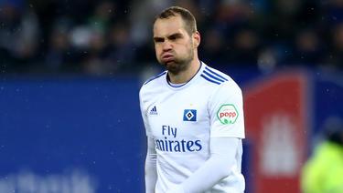 Pierre-Michel Lasogga ist Spitzenverdiener beim HSV