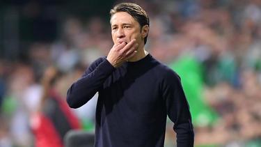 Die Zukunft von Niko Kovac beim FC Bayern ist immer noch ungewiss