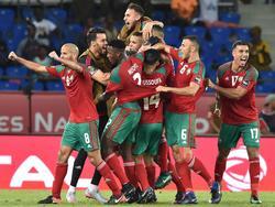 Marruecos cuenta con 5 jugadores de LaLiga en sus filas. (Foto: Getty)