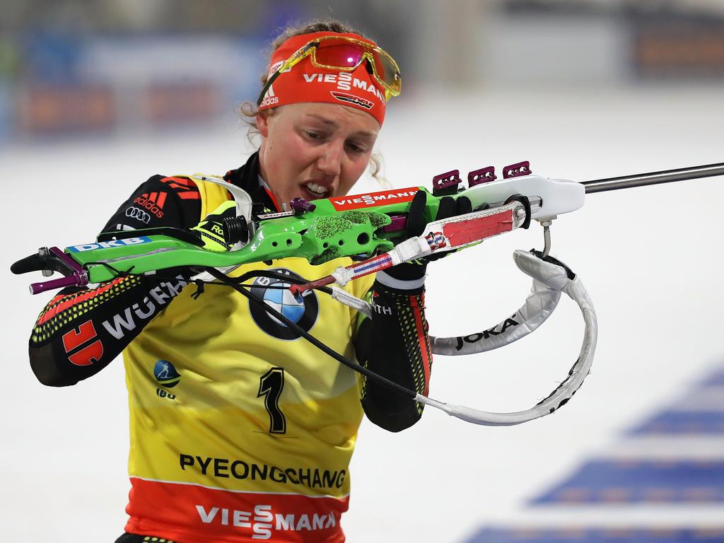Dahlmeier Biathlon