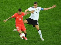 Julian Draxler hat einen verdienten Sieg des DFB-Teams gesehen
