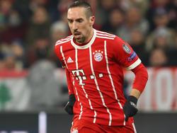 Franck Ribéry spielt seit mehr als zehn Jahren für die Bayern