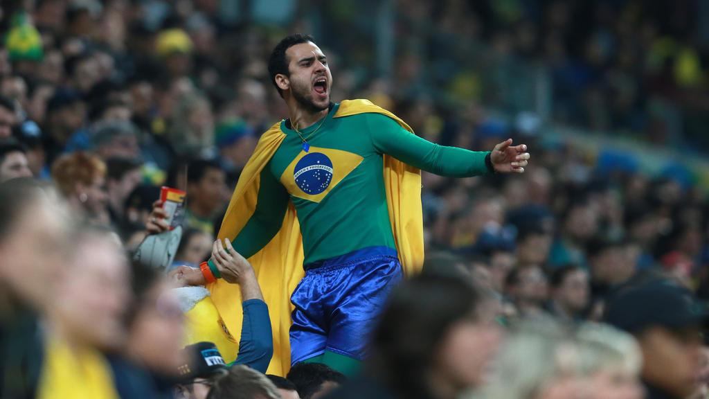 Die Fans haben den Brasilianern eine Strafe beschert