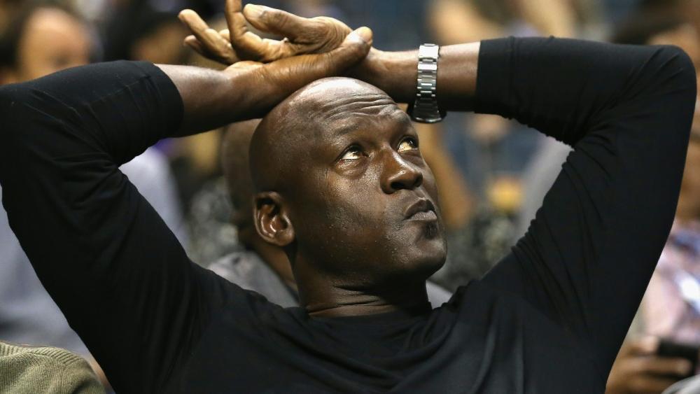 Jordan verkaufte seine Anteile an den Charlotte Hornets