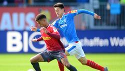 Holstein Kiel verliert Heimspiel gegen Jahn Regensburg