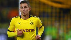 Thorgan Hazard vom BVB fehlt nur noch ein Tor zum alleinigen Bundesliga-Rekord