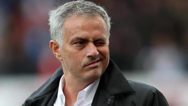 José Mourinho ist neuer Coach bei Tottenham Hotspur