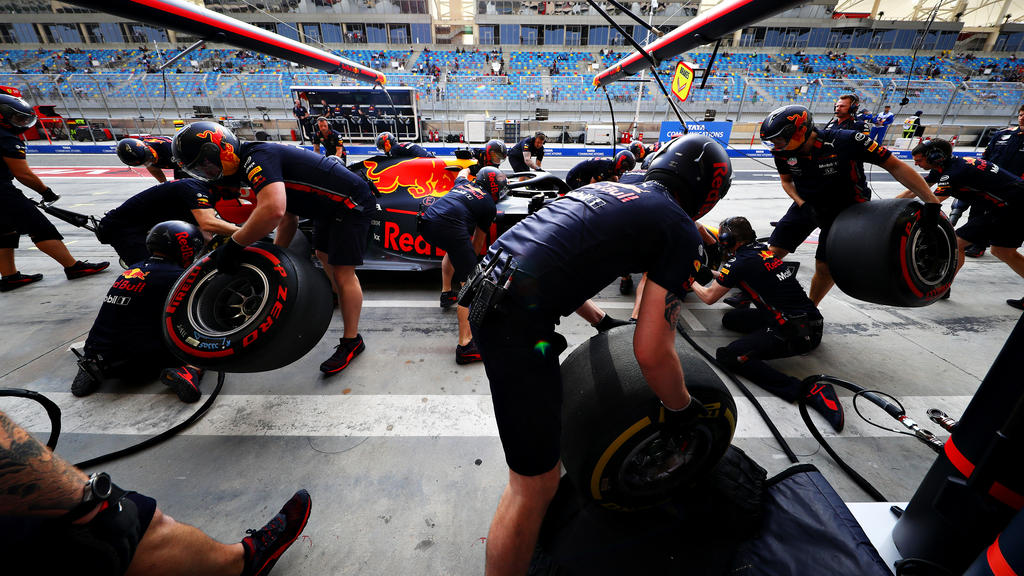 Die Reifen sorgen in der Formel 1 wieder einmal für Diskussionen