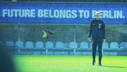 Jürgen Klinsmann darf auf Neuzugänge bei Hertha BSC hoffen