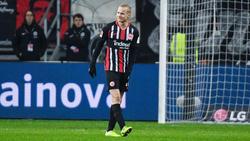 Sebastian Rode will mit Eintracht Frankfurt wieder Erfolge feiern