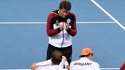 Michael Kohlmann freut sich auf die Partie gegen Weißrussland