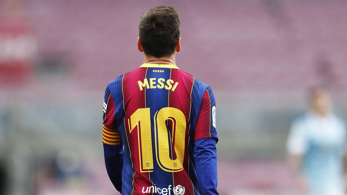 Messi erhol sich derzeit auf der Baleareninsel Ibiza