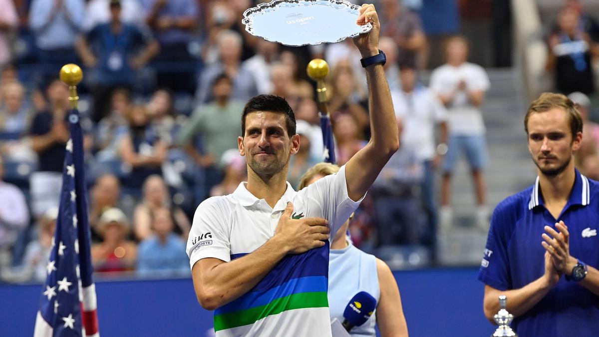 Bittere Niederlage für Novak Djokovic bei den US Open