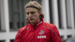Sebastiaan Bornauw steht mit Köln vor dem Duell mit dem FC Bayern