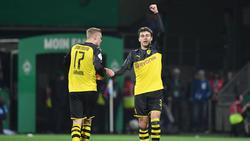 Erling Haaland und Giovanni Reyna konnten das BVB-Aus im Pokal in Bremen nicht verhindern