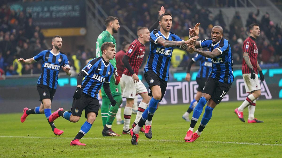 Inter Gegen Milan