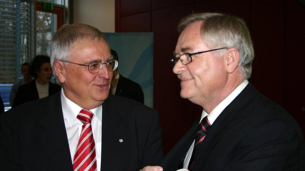 Theo Zwanzigerund Horst R. Schmidt reisen nicht nach Bellinzona