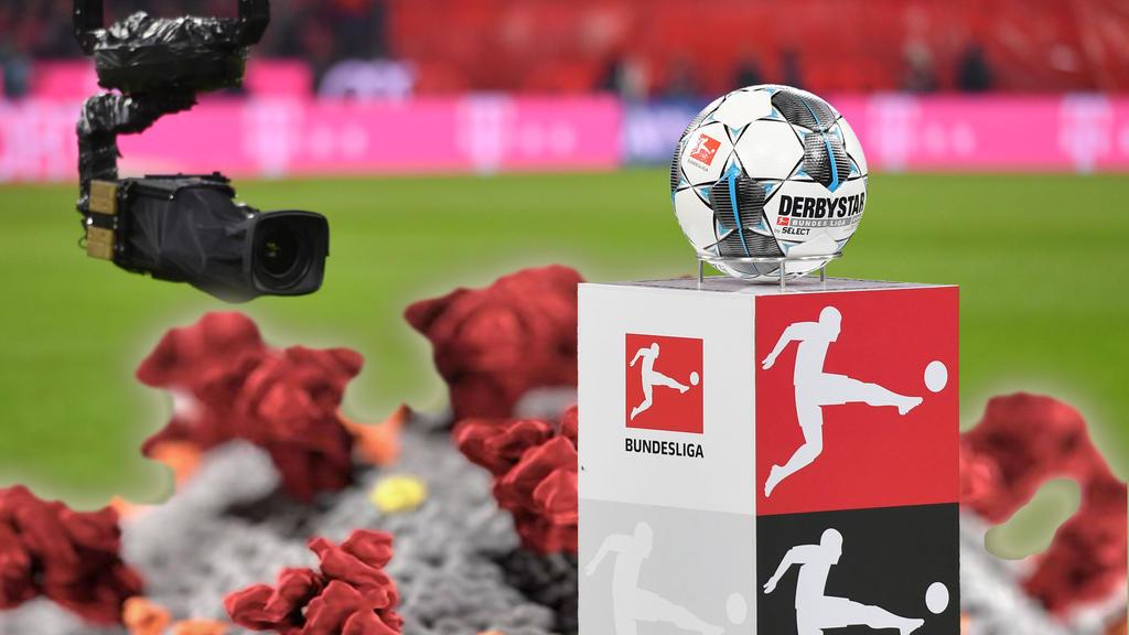 Die Bundesliga pausiert bis mindestens Ende April