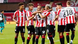 Brentford bezwang Swansea im Playoff-Halbfinale