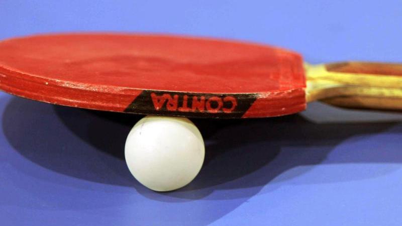 Wegen steigernder Corona-Zahlen wird die Tischtennis-EM im September abgesagt
