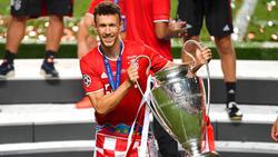 Ivan Persic gewann mit dem FC Bayern die Champions League
