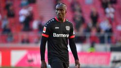 Moussa Diaby fährt nicht zur Nationalmannschaft