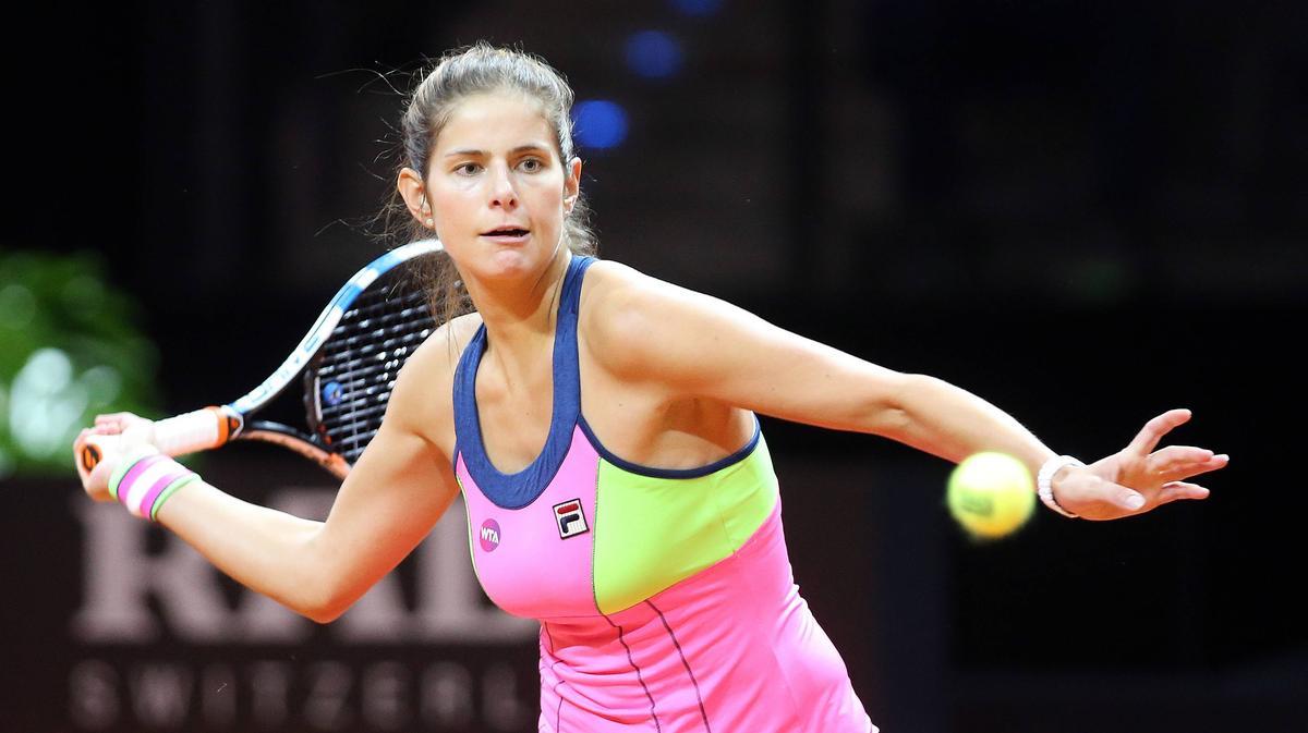 Julia Görges beendet ihre aktive Tennis-Karriere