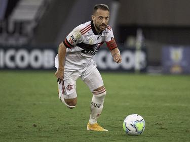Ribeiro anotó el tanto de los visitantes.
