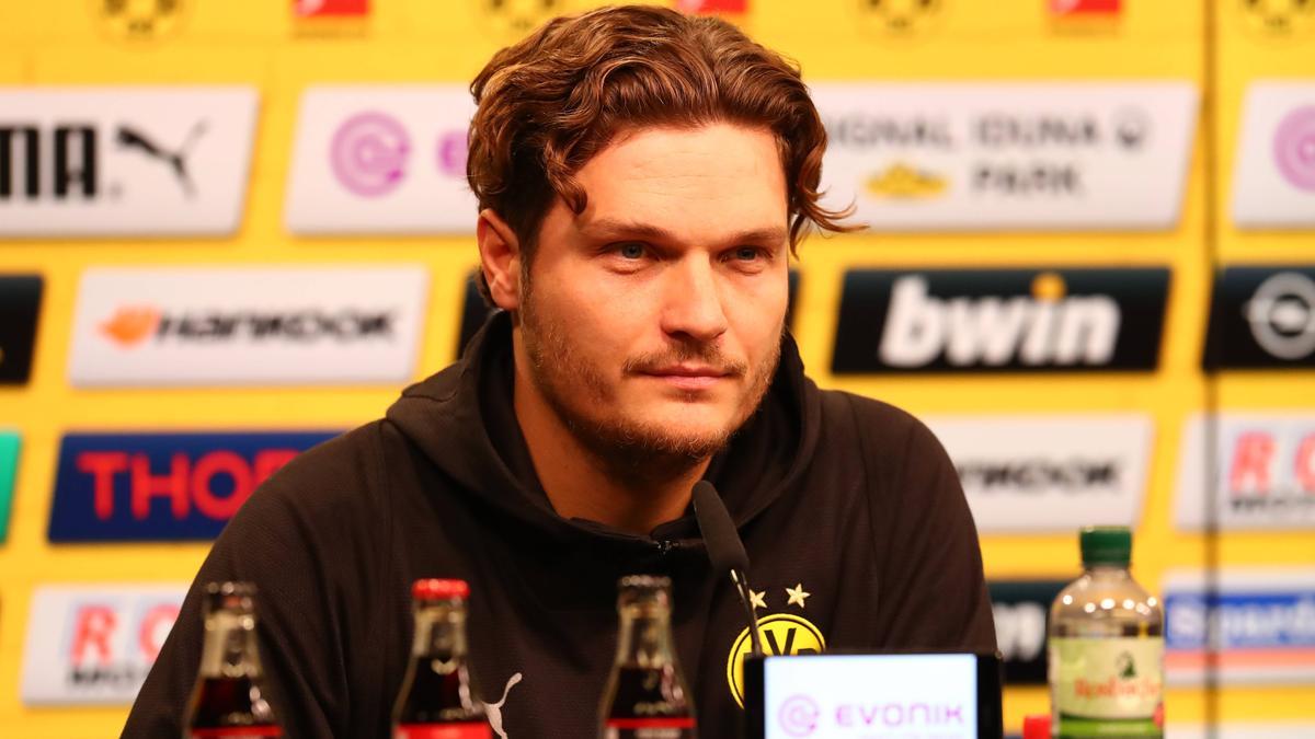 Edin Terzic trifft mit dem BVB auf Mainz 05