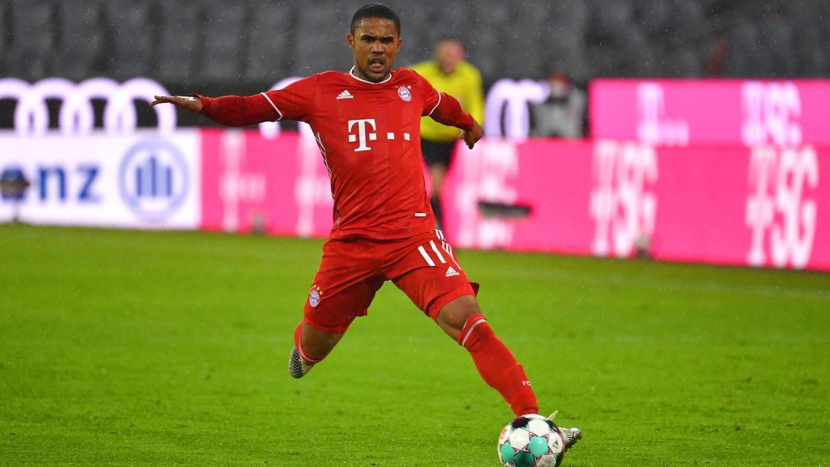 Die Zeit von Douglas Costa beim FC Bayern läuft offenbar ab