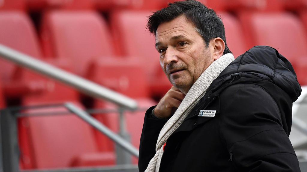 Christian Heidel arbeitete bis 2019 beim FC Schalke 04