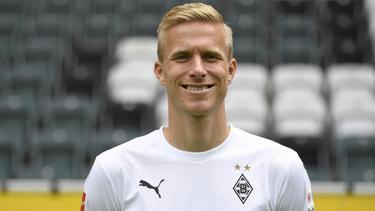 Oscar Wendt spielt seit 2011 für die Borussia