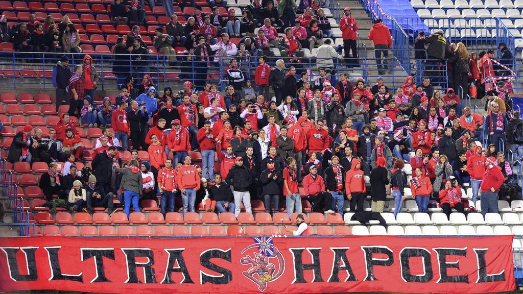 Die israelischen Fans dürfen schon bald zurück ins Stadion