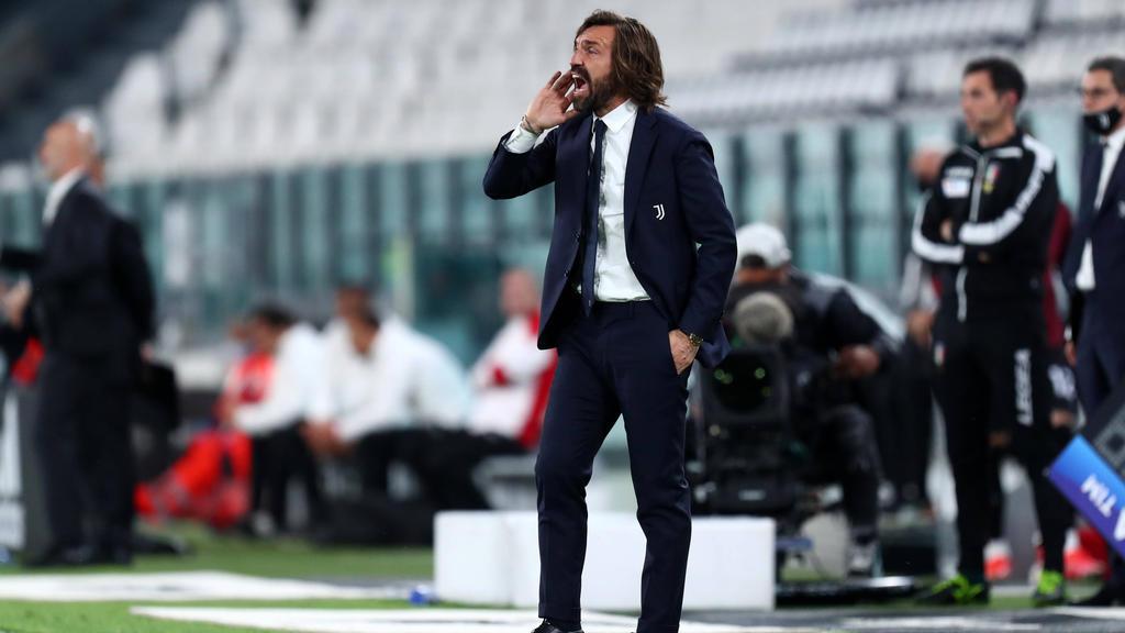 Pirlo will das Handtuch bei Juve nicht werfen