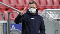 Stefan Hofmann seit 2018 Vereinsvorsitzender bei Mainz 05