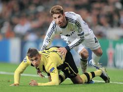 CL 2012/13: Dortmund wird für Real zum Stolperstein