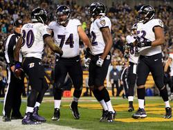 Baltimore gewinnt Playoff-Spiel