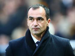Roberto Martínez, entrenador del Everton de la Premier. (Foto: Getty)
