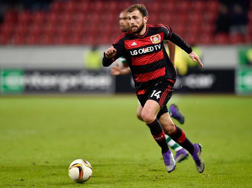 Admir Mehmedi traf für Leverkusen zum Sieg