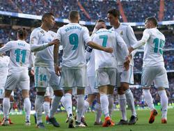 El Real Madrid se juega todo a una carta en París. (Foto: Getty)