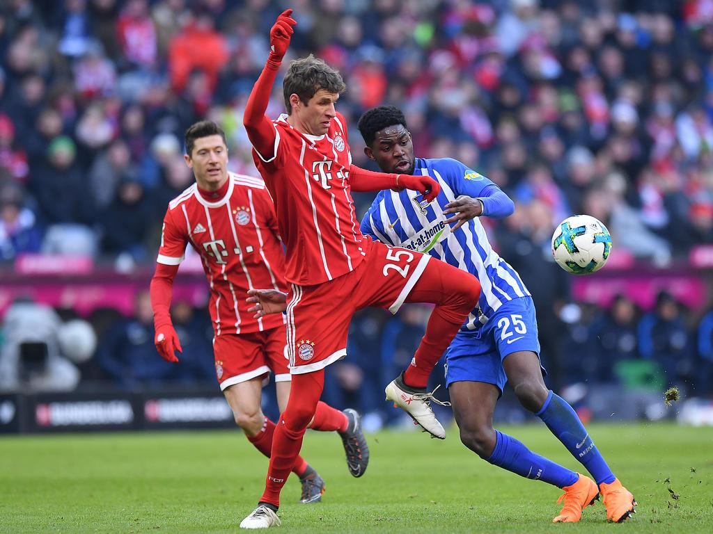 Die Bayern zeigten sich nach dem 0:0 selbstkritisch