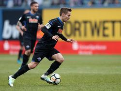 Der SC Paderborn bleibt in der 3. Liga an der Spitze