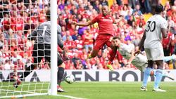 Daniel Sturridge traf für Liverpool zum 4:0-Endstand