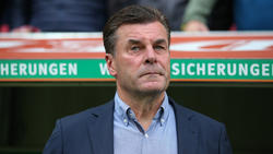 Dieter Hecking sieht Gladbach auf einem guten Weg