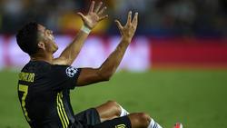 Cristiano Ronaldo verpasst das Spiel gegen Bern